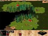 [GameTV.vn] AOE Giao Luu Assyrian | Dinosaur vs HoangMaiNhi  Tran 9 (010612)