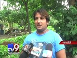10-foot-long python rescued, Bardoli - Tv9 Gujarati