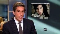 Amy Winehouse Struggled With Addiction and Rehab