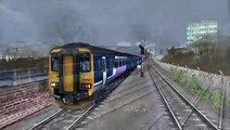 Class 156 Add-On for Railworks 3: Train Simulator 2012