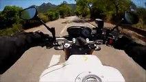 Balade moto - Route des crêtes