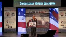 • Rep. Marsha Blackburn • Iowa Freedom Summit • 1/24/15 •