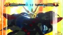 NARUTO-MECHA VS NARUTO - Naruto Shippuden Ultimate Ninja Storm Revolution