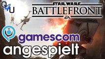 gamescom 2015: Star Wars Battlefront angespielt