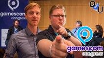 gamescom 2015: Fernsehen und Gaming - Diskussion mit Philipp Walulis und PietSmiet