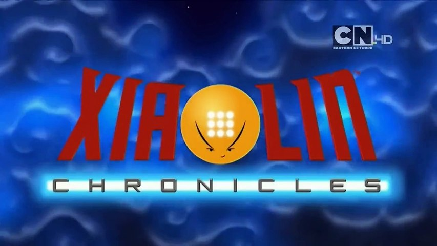 Cartoon Network UK HD Xiaolin Chronicles New Episodes June 2015 Promo