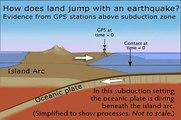 How did Japan move 8 feet in the earthquake of March 11, 2011? Tohoku Fukushima Tsunami