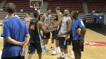 Basket - Amicaux - Bleus : De retour à Belgrade, 10 ans après