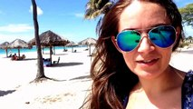 Eagle Beach Aruba - How to get there? - Paycation Travel - Christie Cahill #iampaid2travel