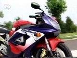 Honda CBR 900 / 929 RR FireBlade SC44  -  Test
