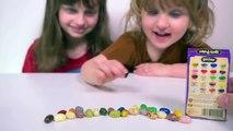 CHALLENGE Harry Potter Challenge à 3 ans, un jeu d'enfant Harry Potter Bertie Botts Challe