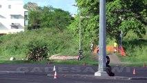 SUPERMOTARD, le 09/08/2015 Manche 2 Dirt Bike.