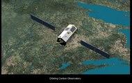 Nasa's Orbiting Carbon Observatory Satellite is destroyed