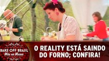 Bake Off Brasil - O reality está saindo do forno; confira