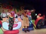 Lustiges Männer-Ballett der Hollesser-Dreamboys an Fasching