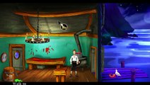 Lets Play The Secret of monkey Island episode 2: Like lets talk about like Internet and Time