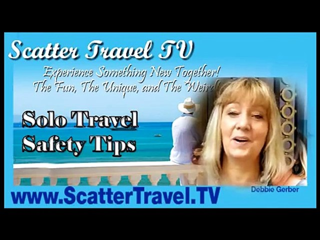 Traveling Tips and Travel Checklist, Solo Travel Safety Tips [Quick Travel Tips #37b] | Godialy.com