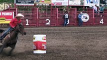Vancouver Rodeo 2013, Rodeo Slack Part 2 - Friday, July 6, Clark County Saddle Club, WA