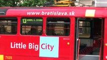 Bratislava, Slovakia Travel Video