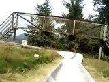 Luge d'été au Col de la Schlucht