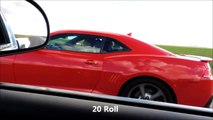 2012 Camaro SS Lethal Racing Night Fury Cam - video dailymotion