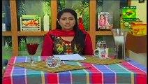 Tarka With Rida Aftab Full Masala Tv Show August 12, 2015