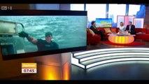 Taylor Kitsch Battleship Daybreak Interview