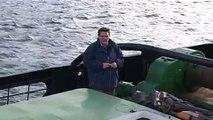 Mit dem Schlepper durch den Hamburger Hafen, Teil 2