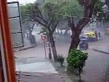 Lluvias que azotaron a todo piura