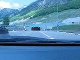 Nouveau tunnel de Vielha, Pyrénées espagnoles - New Vielha tunnel, North Spain, Pyrenees