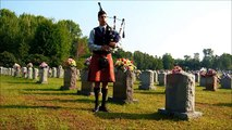 Going Home/Amazing Grace on Bagpipes