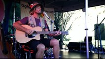 XAVIER RUDD New Song 'SPIRIT BIRD' pt2 @ CSG Rally Lismore Good Audio See pt1 and pt3 too