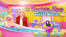 Barbie Games - Barbie Spa With Ken - Barbie Games For Girls