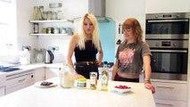 Wild Vegan - Fake Off (Episode 2) Coconut, Raspberry & Chocolate Flapjacks