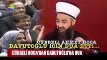 Cübbeli Hoca Ahmet Davutoğlu'na böyle dua etti