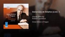 Danseuses de Delphes (Live) : I.