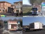 transport pose maison modulaire
