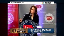 Chris Matthews Highlights Tea Party Republican Michele Bachmann Bringing The Stupid Big Time