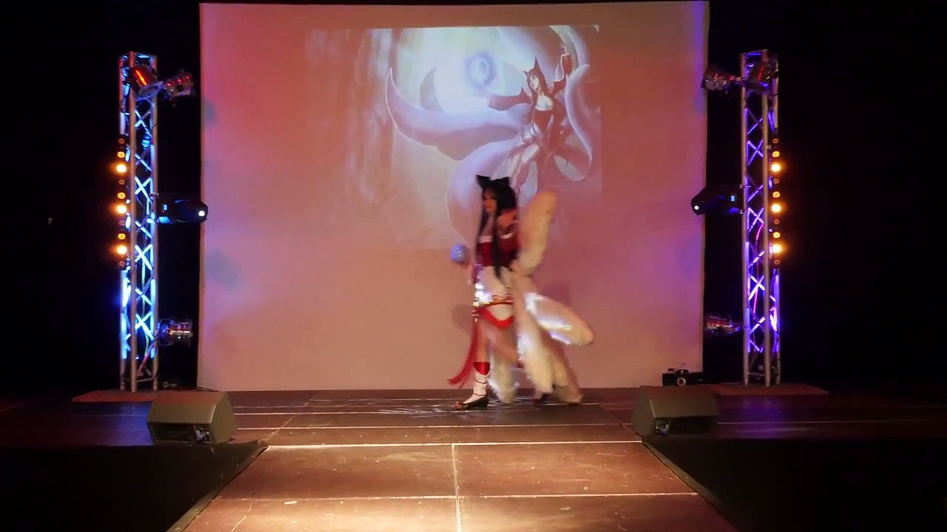 Japan Party 2015 - Concours Cosplay Samedi - 04 - League of Legends - Ahri