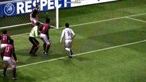 "PES 2010 bug - ""Ronaldo like a drake"""