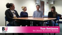 Top tips from BA (Hons) Business Studies students