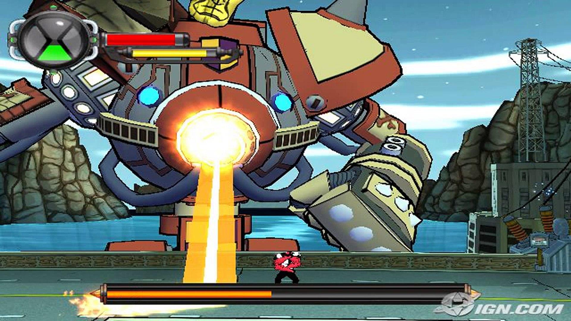 Ben 10 Generator Rex Heroes United Ben 10 Game1