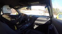 Porsche Sports Driving School -  Barber Motorsports Park laps with Boxster GTS