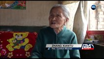 WWII 'COMFORT WOMEN' COME FORWARD FOR JUSTICE, 70 YEARS ON