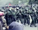 G8 Riots and Police - Rostock 2007