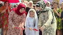 Inauguration de la première plage pour femmes en Tchétchénie