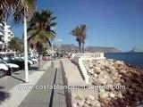 Altea Beaches - Altea Playas, Costa Blanca, Spain