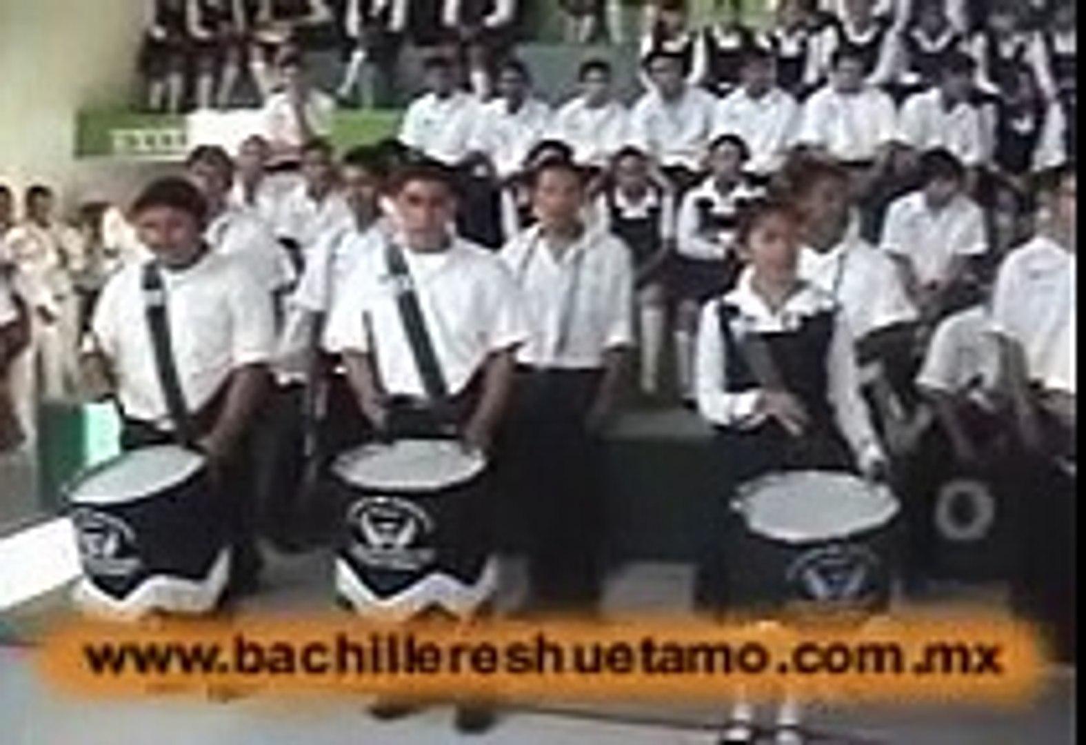 Banda de Guerra COBAEM - Plantel Huetamo - Banda de Guerra