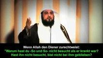VERFLUCHT SEI BASHAR AL ASSAD UND SEINE FAMILIE !!! Sheikh Mohamed Al Arifi (deutsch)