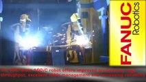 Arc Mate 100iC Intelligent Welding FANUC Robot Industrial Automation
